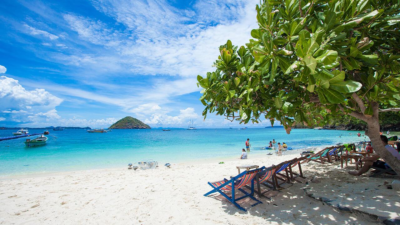 เกาะเฮ Coral Island