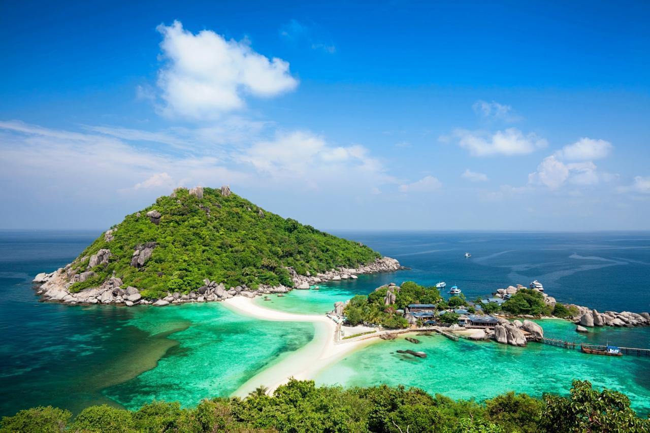 เกาะเต่า-เกาะนางยวน-จังหวัดสุราษฎร์ธานี